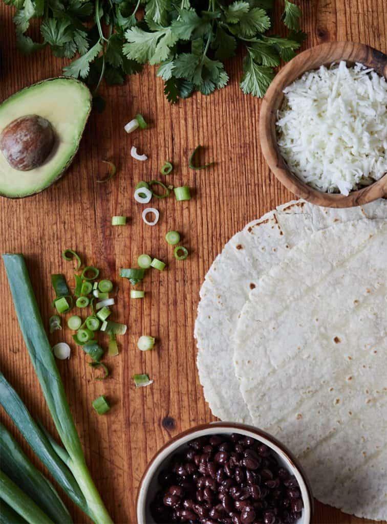 Baked Chicken Enchiladas Ingredients