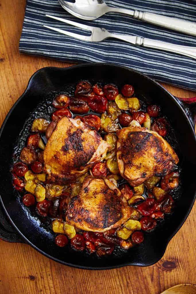 Easy Balsamic Chicken