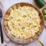Spicy Vegan Mac N Cheese